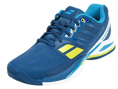 Babolat - Propulse team bleu - Chaussures tennis - Bleu pétrole - Taille 42