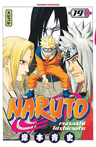Naruto, Tome 19 : par Masashi Kishimoto