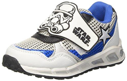 Star Wars Running Light, Sneakers basses garçon Bianco