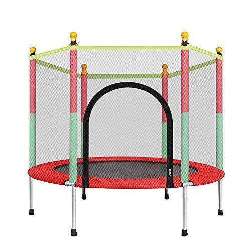 Xiuhu Heimkinder in der Halle Baby-Sprungbett Kind Erwachsene Fitness-Gurt-Netz Spielzeug Spielzeug Trampolin