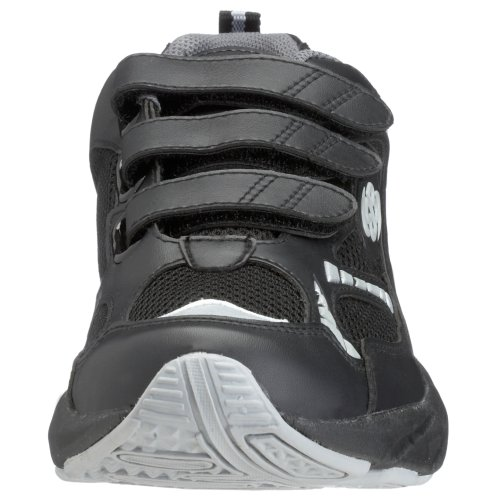 Bruetting Force V, Chaussures de Fitness Mixte adulte Noir (Schwarz/Grau)