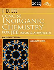 Wiley's J.D. Lee Concise Inorganic Chemistry for JEE (Main & Advanced), 4