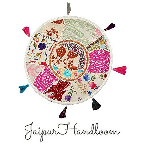 jaipurhandloom-indio-blanco-bordado-patchwork-cojin-de-suelo-redondo-para-almohadas-salon-indio-puf-