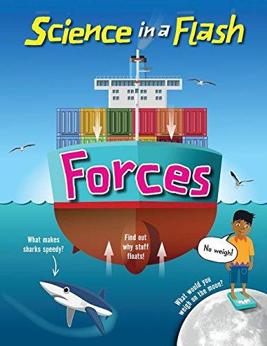 Forces (Science in a Flash) por Georgia Amson-Bradshaw