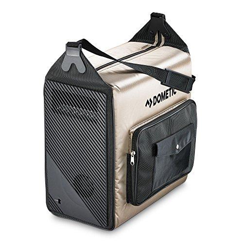 WAECO Bordbar TF 14 -  Bord-Bar 15 Liter, kleine Kühl-Tasche für Anschluss 12 Volt im Zigarettenanzünder, kompakte Kühlbox für unterwegs, transportabler Mini-Kühlschrank