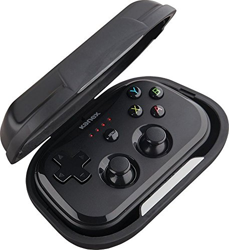 Kanex Goplay Sidekick Controller - Negro [Manejable