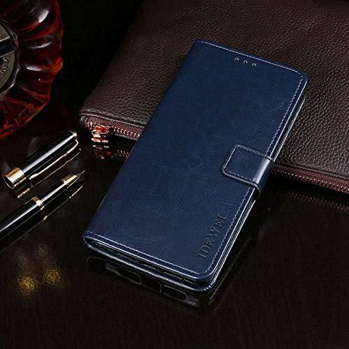 Manyip Oukitel C5 Pro Hülle,Handyhülle Oukitel C5 Pro,TPU-Schutzhülle mit [Aufstellfunktion] [Kartenfächern] [Magnetverschluss] Brieftasche Ledertasche für Oukitel C5 Pro