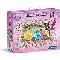 Disney Princess Interactive Quiz Puzzle From Debenhams