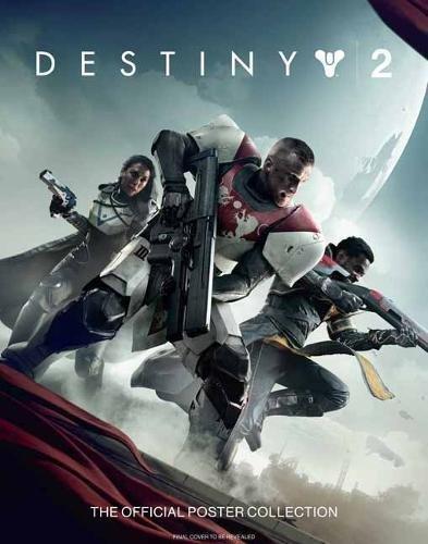 Libro de pósters oficial de Destiny 2