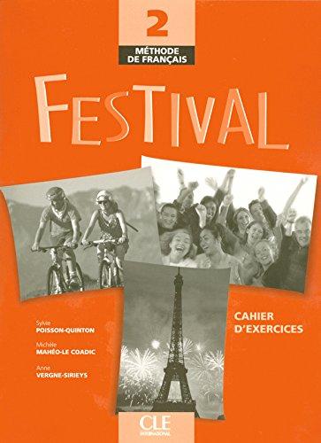 Festival 2 - Cahier d'exercices + CD audio