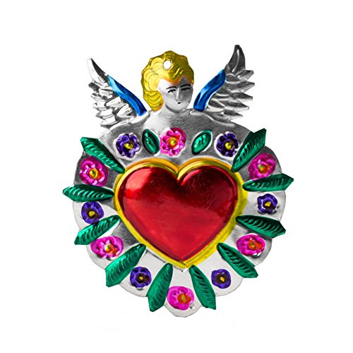 FANMEX - Fantastik - Corazón hojalata artesanía