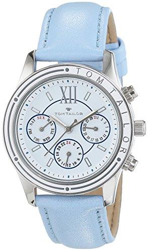 tom-tailor-5413702-montre-femme-quartz-analogique-bracelet-cuir-bleu