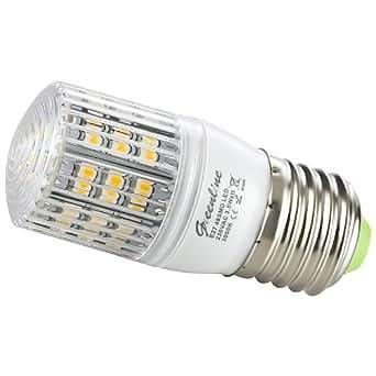48er SMD-LED mini Greenline E27 3,5 Watt Lampe warmweiß 360 Abstrahlwinkel