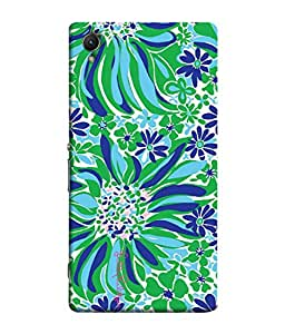 Fuson Designer Back Case Cover for Sony Xperia Z4 Compact :: Sony Xperia Z4 Mini (belong understand time thought hate )