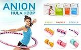 meteor® Premium Magnete Massagenoppen Hula Hoop Reifen