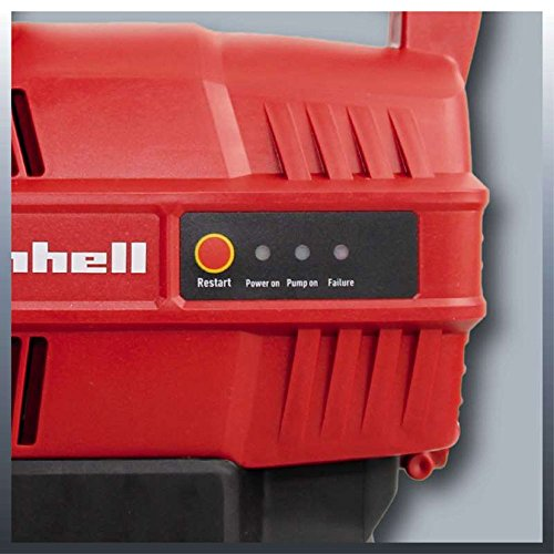 Einhell GC-AW 6333 Hauswasserautomat inklusive Vorfilter + Rückschlagventil + Trockenlaufschutz - 2