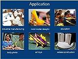3D Printer Reprap Prusa I3 Acrylic Frame DIY Kits HICTOP 24V Bild 6