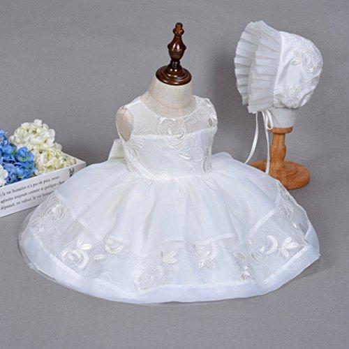 f86412f9a Happy Cherry - (set de 2)Vestido de Tútu de Niñas Bebés para Boda ...