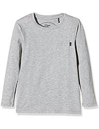 Scotch Shrunk Jungen Langarmshirt Basic Long Sleeve Crew Neck Tee