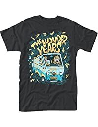 Plastic Head Wonder Years, the Wndr Van, T-Shirt Homme