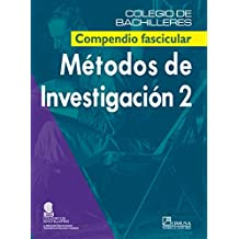 Metodos de investigacion 2/ Methods of Investigation 2
