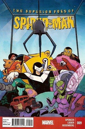Superior Foes of Spider-Man (Vol 1) # 9 (Ref-977151782)