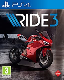 Ride 3 - PlayStation 4 (B07D33GR57) | Amazon price tracker / tracking, Amazon price history charts, Amazon price watches, Amazon price drop alerts