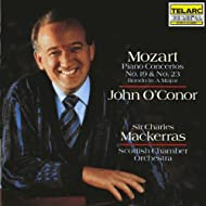 Mozart: Piano Concertos No. 19 & No. 23