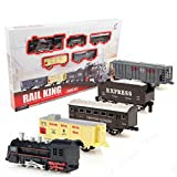 #8: (Angel Impex) Modern Classical Train Set with Amazing Train Sound and Light for Kids