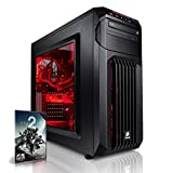 Megaport High End Gaming-PC Intel Core i7-7700K • Nvidia GeForce GTX1080 8GB • 250GB SSD Samsung • 16GB DDR4 • Windows 10 • 1TB • WLAN gamer pc computer desktop pc gaming computer rechner