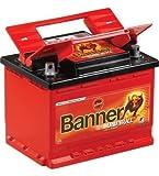 Banner Uni Bull 50500 80Ah Autobatterie