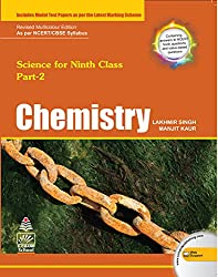 Science for Ninth Class Part2 Chemistry   (Examination 2019-2020)
