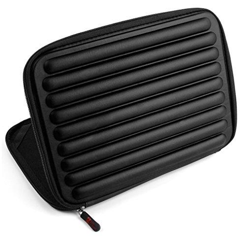 SchwarzeTasche aus Gedächtnisschaum für Lenovo Tablet-PCs: Tab10 ZA1U0006DE / Tab 2 A10-30 ZA0C0080DE