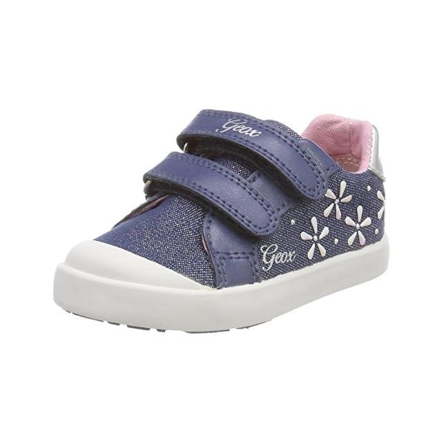 B82d5c085nf Geox C Basses Sneakers Bébé Fille B Modèle Kilwi Zvw8qAZ