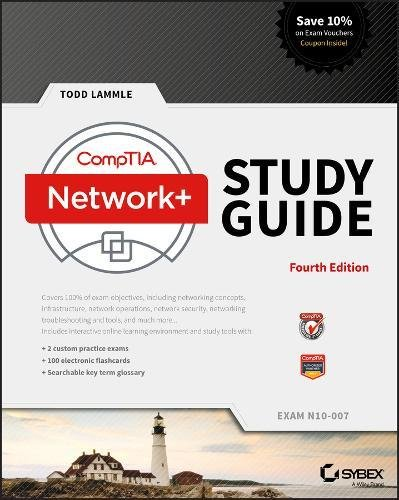 CompTIA Network+ Study Guide: Exam N10–007 (Comptia Network + Study Guide Authorized Courseware)