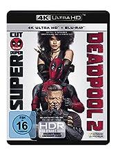 Deadpool 2 (4K Ultra HD) (2 BR4K) (+2 BRS) [Blu-Ray] [Import]