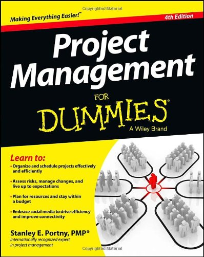 Project Management for Dummies (For Dummies Series)