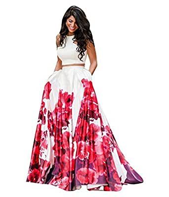 Floral trendz Women's Silk Semi-Stitched Lehenga Choli party wear latest design with Blouse piece | Premium Quality Superb Gown unstriched | Floral pattern designer wear gown for girls | Colour guarantee up-to 100% | low prices offer lehenga choli for women party wear offer designer gowns | Occasion: Casual Traditional | Office Party wear | Christmas | New year
