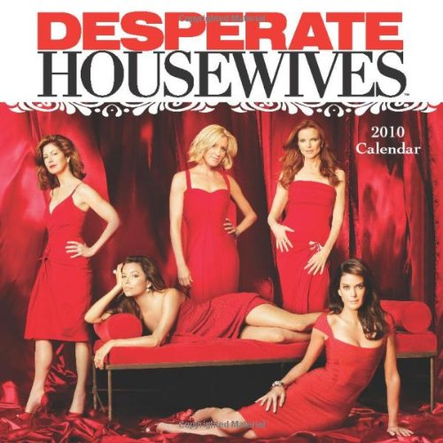 Click for larger image of Desperate Housewives Official 2010 Wall Calendar