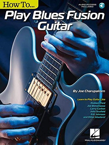 How to play blues fusion guitar guitare+enregistrements online