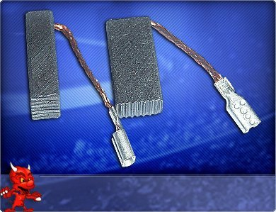 Kohlebürsten Bosch Bohrhammer PBH 20 RE, PBH 220 RE, PBH 240 RE, GBH 2 S, GBH 2 SE (Kohlebürsten Bosch)