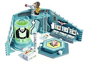 Mutant Busters Laboratorio del Dr. White (Famosa 700013648)