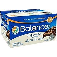 Balance Bar Dark Chocolate Coconut, 1.76 ounce bars, 6 count by Balance Bar preisvergleich bei billige-tabletten.eu