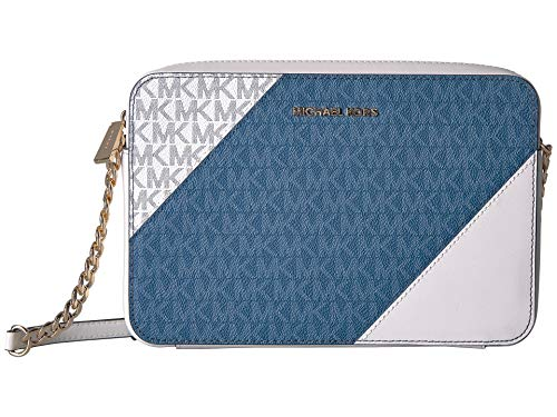 Michael Kors Tricolor Signature East West Crossbody