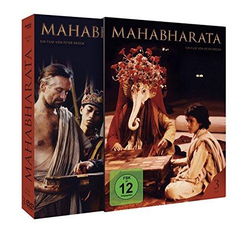 Mahabharata [3 DVDs] (Mahabharata-buch)