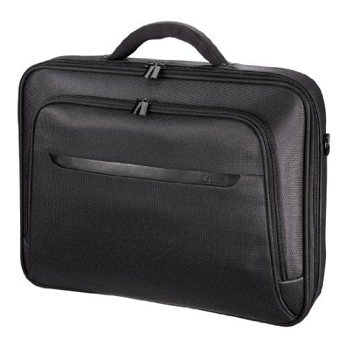 Hama Notebooktasche Miami Life für Laptop / Tablet mit Bildschirmdiagonale 15,6 Zoll / 40 cm, Laptoptasche schwarz - Life-laptop-tasche