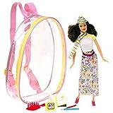 Die besten Mattel Schule Rucksäcke - Barbie Teresa Schule Cool Puppe mit Kunststoff Rucksack Bewertungen