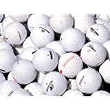 Golf Papier Peint Photo/Poster Autocollant - Balles De Golf, 2 Parties (240 x 180 cm)