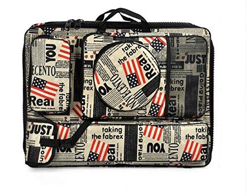 Multifunktions Skizzenblock Staubbeutel A2Zeichenbrett Bag Wasserdichte Tragbare Art Rucksack