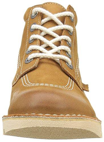 Kickers Neorallye, Boots homme Marron (Camel)